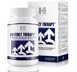 Potency Therapy – skład, cena, opinie