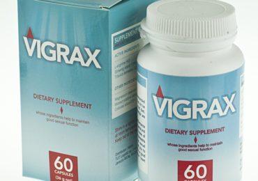 Vigrax – opinie, cena, skład